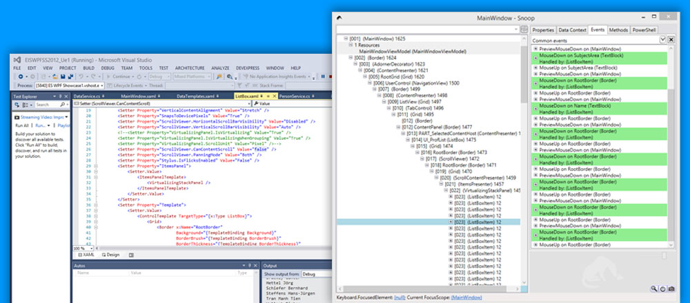 Wpf Listview Stretch Vertically How to make a WPF ListView